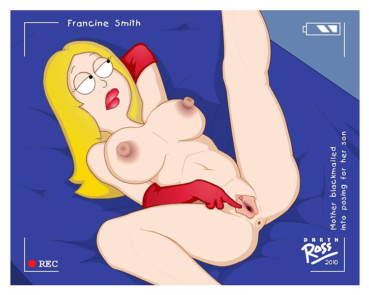 American Dad francine xxx