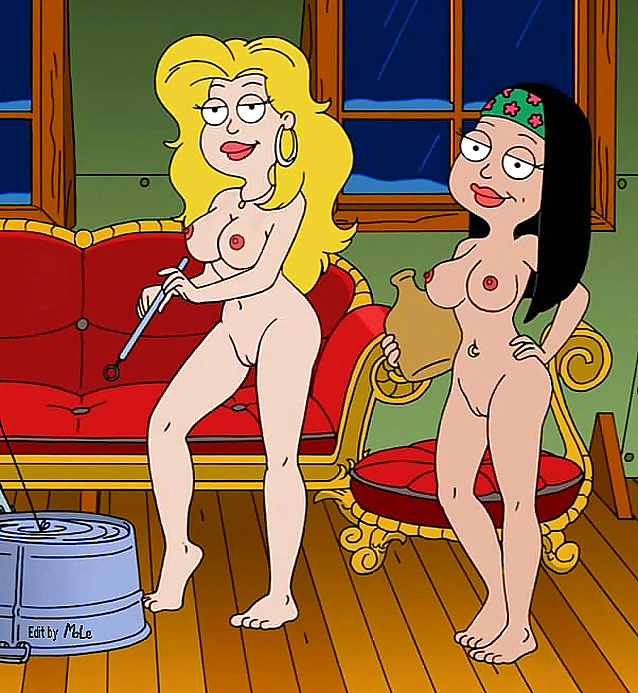American Dad Girls