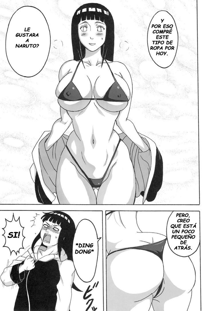 Naruto hinata porno stripovi