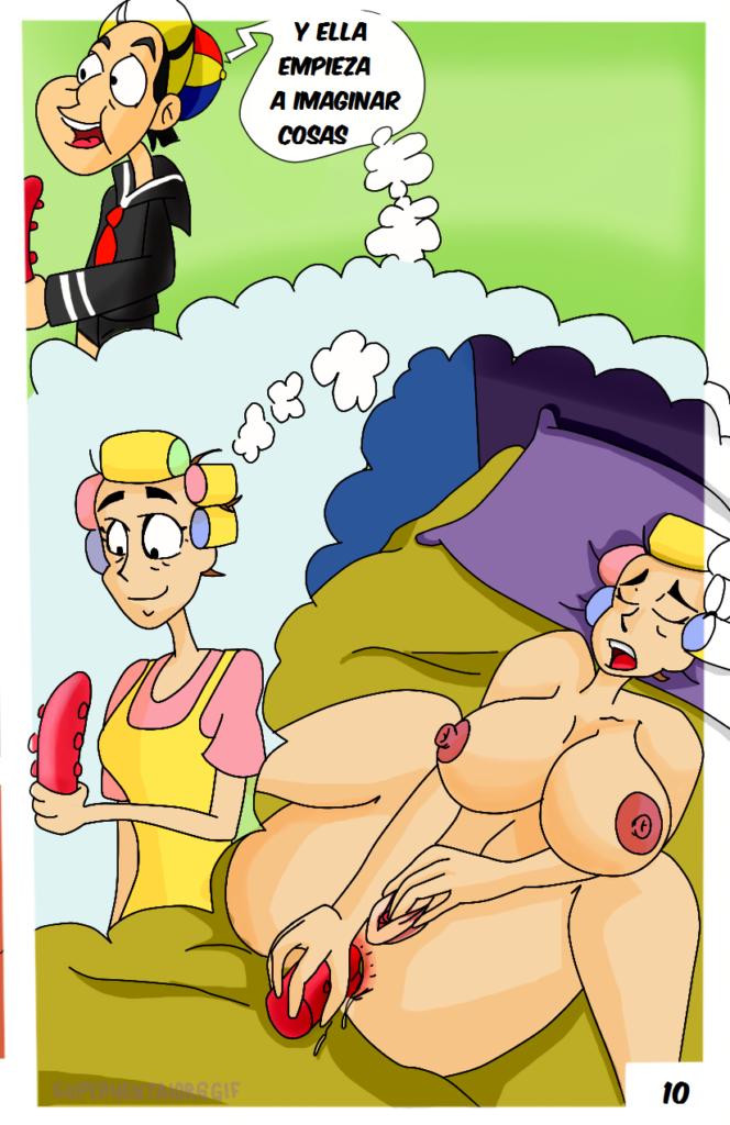 El chavo porno