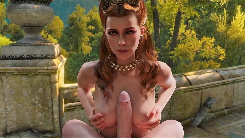 The Witcher porno