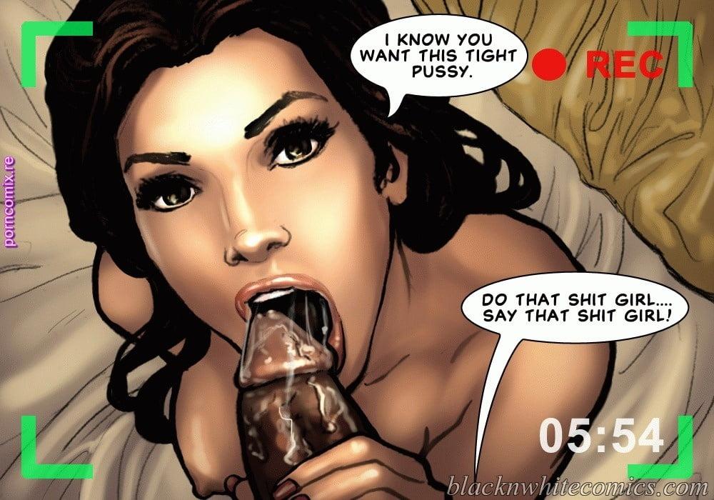 comic de negros